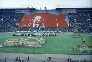 Opening ceremonies: 1980 Olympic Games Moscow