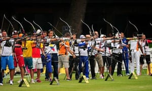 Men's archery at London 2012