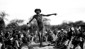 The Hamar, a tribe from the Lower Omo Valley in Ethiopia
