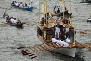 Olympic Torch Gallery: The Olympic Torch Relay - Day 70
