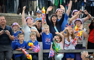 Olympic Torch Gallery: Day 70 - Olympic Torch Relay