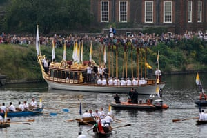 Olympic Torch Gallery: Olympic Torch Relay - Day 70- In Pictures