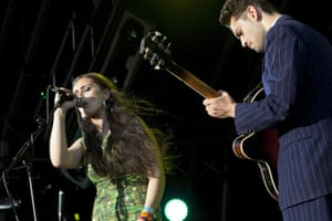 Camp Bestival - Day 1: Kitty, Daisy & Lewis