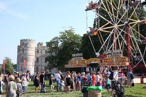 Camp Bestival - Day 1: Ferris Wheel