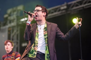 Camp Bestival - Day 1: Spector