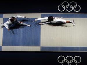 Elisa Di Francisca, fencing gold