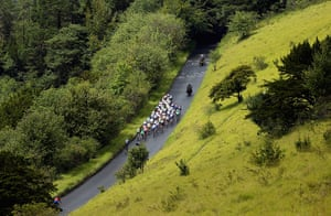 Women's cycling: The peloton climbs Box Hill