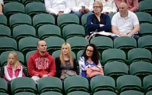 Seats: Olympic Games 2012 Tennis