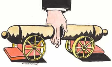 Syria Andrzej Krause illustration
