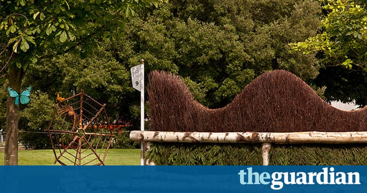 Equestrian Cross Country Obstacles Or 2012 London Olympics
