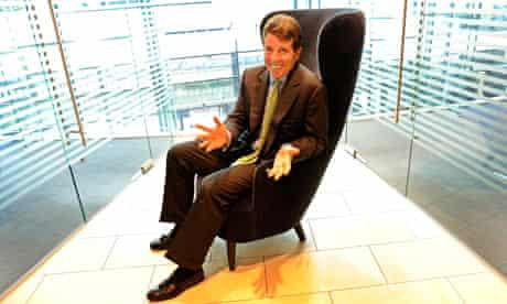 Bob Diamond poses for photographs after being named as Barclays chief executive in 2010