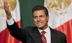 Mexico election Nieto
