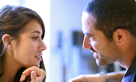 Trusting instincts … humans are among the few mammals that can fall in love