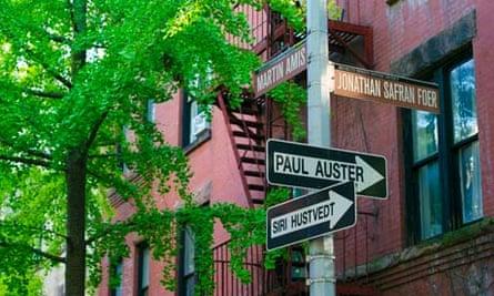 Brooklyn writers