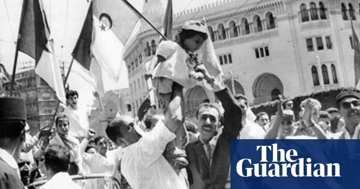 From the archive, 4 July 1962: Algiers in frenzy of joy following ...