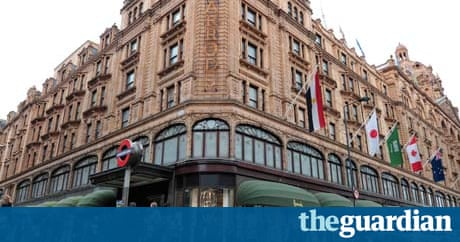 Harrods owner plans luxury hotel chain business the for Luxury hotel chains