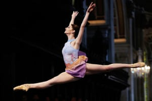 Ballet in St Paul's : They are performing at the City of London Festival's 50th Anniversary