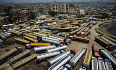 supply nato pakistan