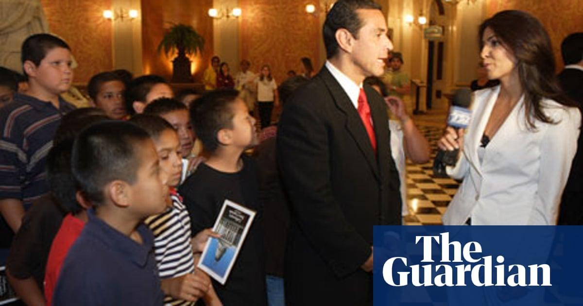 Los Angeles Mayor Antonio Villaraigosa Takes City For Another Love