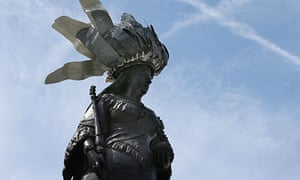 Queen Victoria's statue at Blackfriars gets a new hat by J Smith Esquire for Hatwalk