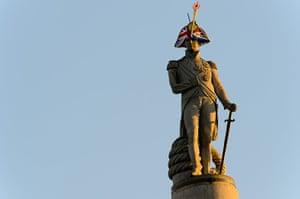 Hatwalk gallery: Admiral Lord Nelson