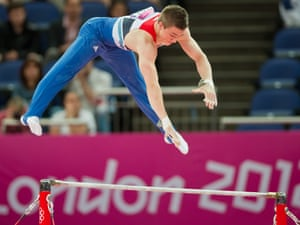 Great Britain's Daniel Purvis