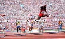 vegetarian olympiads: Edwin Moses
