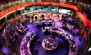 Al Jazeera English-language channel
