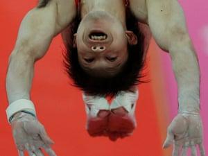 Kohei Uchimura of Japan