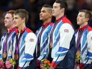 Great Britain''s bronze medallists