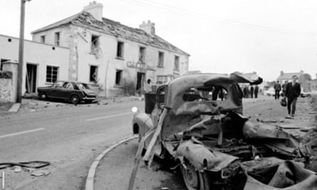 IRA bomb in Claudy was indefensible, says Martin McGuinness ...