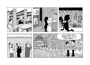 Peter Duggan's Artoons: Edvard Munch