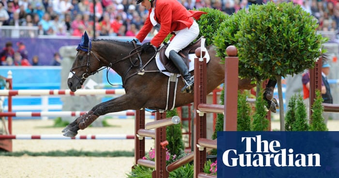 Olympic Equestrian Eventing Team Gb Take Silver In