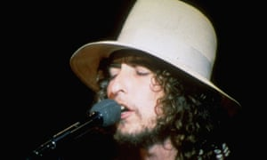 Bob Dylan at Isle of Wight Festival 1969
