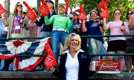 Ann Romney's horse qualifies for the London Olympics