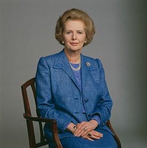 Margaret Thatcher: Margaret Thatcher, prime minister 1979-90
