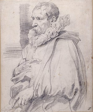 Old Masters: Pieter Brueghel the Younger by Van Dyck