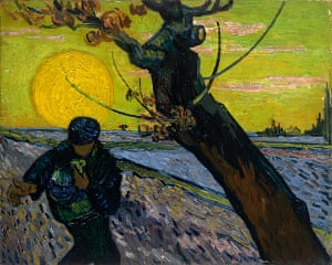 Van Gogh to Kandinsky: The Sower by Vincent van Gogh