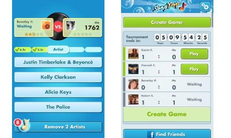 Mark Zuckerberg's favourite social music game Song Pop gets