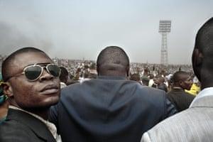 Prix Pictet Power : Presidential candidate Jean-Pierre Bemba