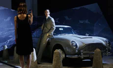 James Bond exhibition