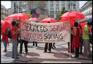 IFSW social work: Sex work Lisbon