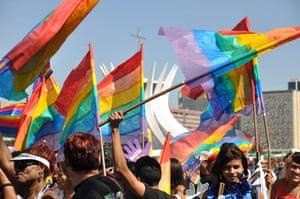 IFSW LGBT march