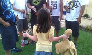 IFSW social work: Underage drinking