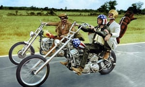 Easy Rider: an era of daring film-making but little audience power.