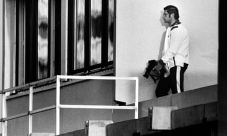 1972 Munich Olympics Massacre