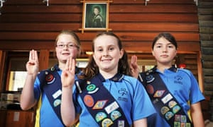 Australian Girl Guides