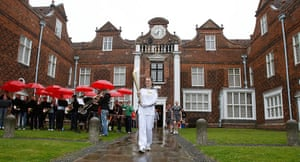 Picture Desk Live: Olympic Torch Relay