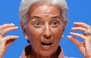 Picture Desk Live: IMF Managing Director Lagarde delivers a speech at a special forum in Tokyo