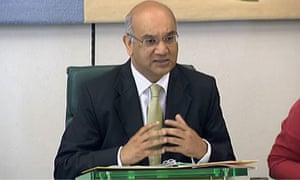 Keith Vaz, the chair of the home affairs select committee
